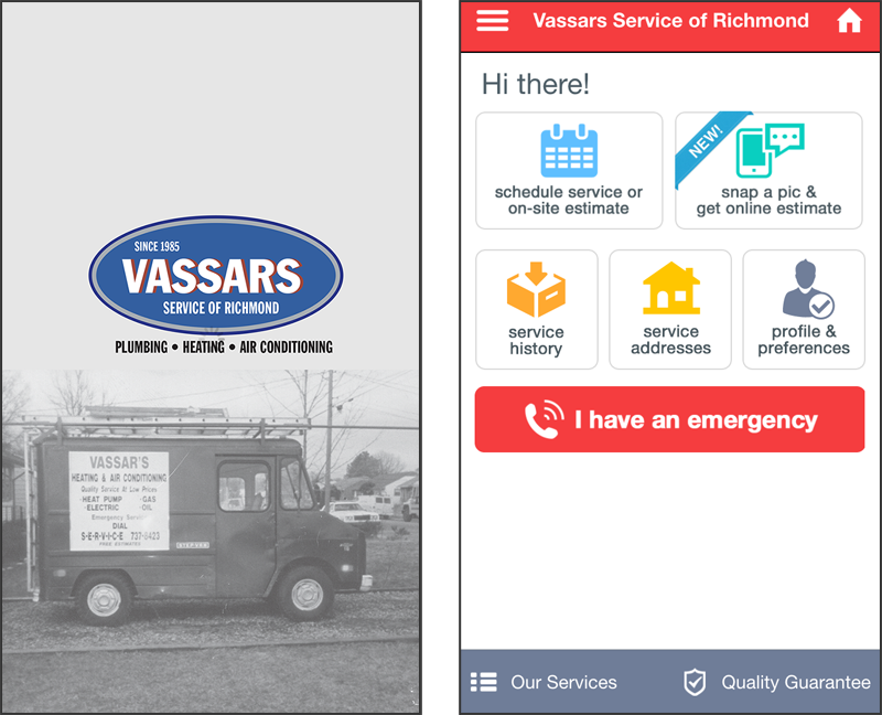Vassars-App-Screenshots